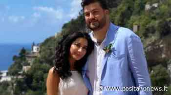 Positano , oggi sposi. Auguri a Roberto Rossi e Gracie Olive - Positanonews - Positanonews