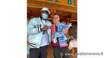 L'attaccante del Napoli Osimhen si regala una breve vacanza a Positano - Positanonews - Positanonews
