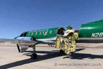 2 planes collide midair above Denver, no one injured - The Independent