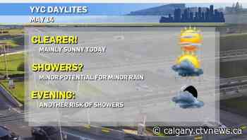 Calgary weather for Friday, May 14 - CTV Toronto