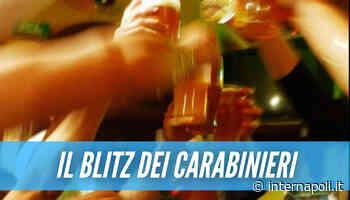 Mega assembramenti sul noto lido di Varcaturo, scatta il blitz - Internapoli
