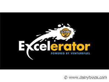 Real California Milk Excelerator competition returns