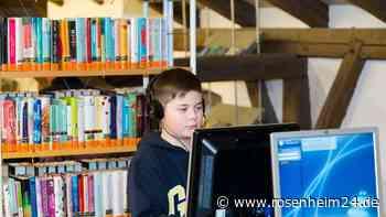 Virtuell in der Stadtbibliothek Rosenheim stöbern