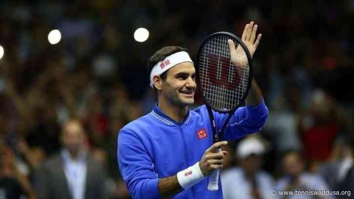 'I don't think Roger Federer would play otherwise', says Top 10