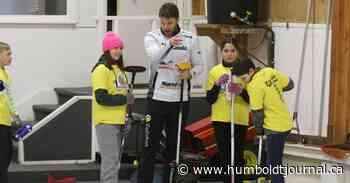 Muenster Curling Club receiving interior renovations - Humboldt Journal