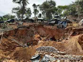 Extracción ilegal de oro continúa en Reserva Río San Juan, denuncia Fundación del Río - radio-corporacion.com