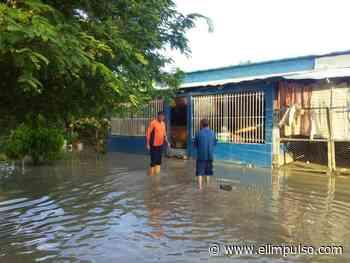 ¡En Portuguesa! Desbordamiento del río Guanare dejó más de 200 familias damnificadas #12May - El Impulso