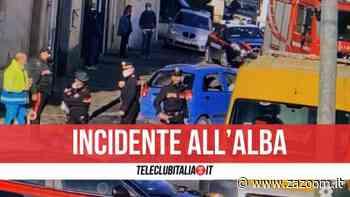 Incidente all'alba sull'asse interurbano a Treviolo   un ferito - Zazoom Blog