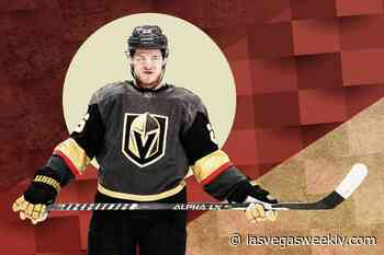 Trade-deadline acquisition Mattias Janmark has fit in everywhere the Vegas Golden Knights have asked