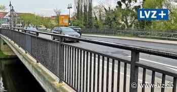Verkehrseinschränkungen: Mühlgrabenbrücke in Eilenburg wird überprüft - Leipziger Volkszeitung