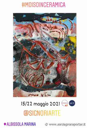 """Albissola Marina (SV): al via la mostra """"MOISO in ceramica"""" - Sardegna Reporter"""