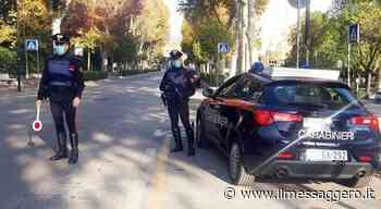 Foligno, furti in centro nella notte: blitz dei carabinieri. Fermati alcuni sospetti ladri - ilmessaggero.it