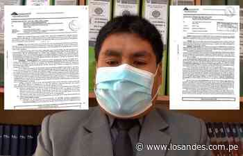 Docentes exigen la renuncia de asesor de la Ugel Azángaro - Los Andes Perú