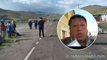 Azángaro: Ratifican que el 25 y 26 de mayo se realizará paro de 48 horas - Radio Onda Azul