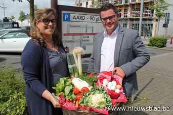 Jarige Boerenmarkt viert met cadeautje voor bezoekers (Aalter) - Het Nieuwsblad