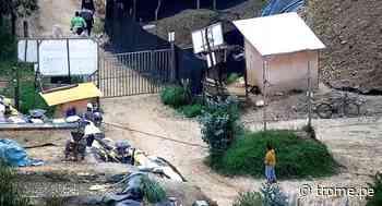 La Libertad: Derrumbe en socavón deja cuatro fallecidos en Huamachuco - Diario Trome