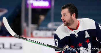 Tom Wilson Is Hockey's Chief Villain. Or Is He?