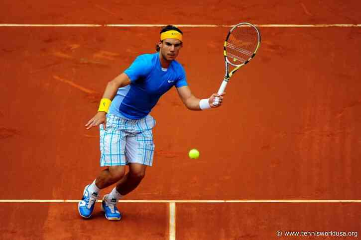 ThrowbackTimes Madrid: Rafael Nadal storms over Michael Llodra in 75 minutes