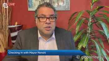 Calgary Mayor Naheed Nenshi discusses COVID-19 restrictions