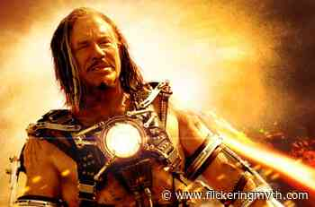 """Mickey Rourke slams the Marvel Cinematic Universe for lacking """"real acting"""" - Flickering Myth"""