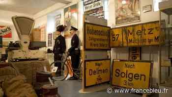 Bientôt un vrai musée à Hagondange pour ASCOMEMO - France Bleu