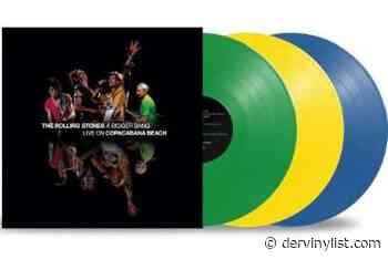 The Rolling Stones live in RIO de Janeiro 2006 - Der Vinylist