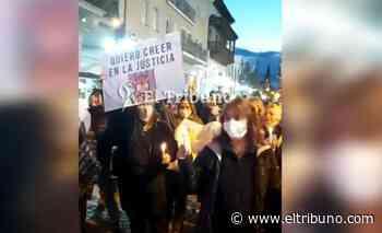 VIDEO. Nutrida marcha a favor de Franco Wilde - El Tribuno.com.ar