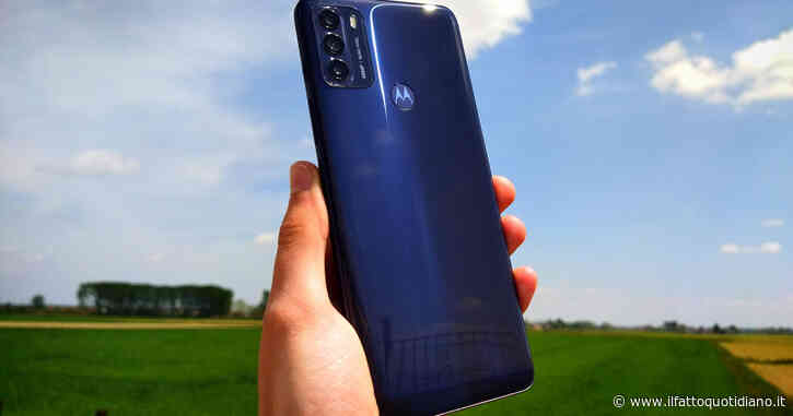 Motorola Moto G50, recensione. Smartphone non completissimo ma con ottime prestazioni