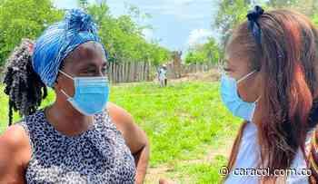 Entregaron lotes a 61 familias de El Níspero en María La Baja, Bolívar - Caracol Radio