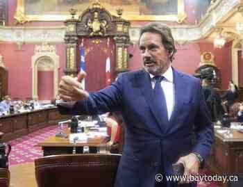 Quebec businessman Pierre Karl Peladeau no longer interested in buying Transat AT