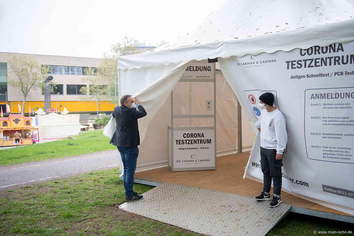 Wiedereröffnung der Geschäfte in Aschaffenburg: Viel mehr Tests, auch ohne Termin - Main-Echo
