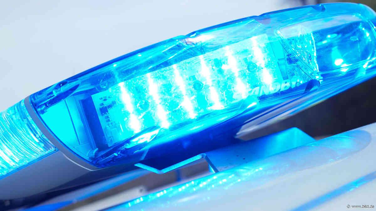 Drogen und Messer dabei: Polizei stoppt flüchtendes Trio bei Aschaffenburg - BILD
