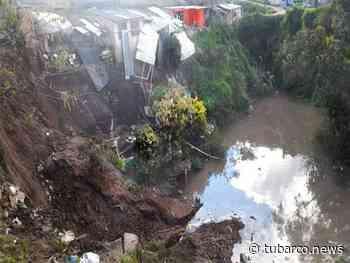 Emergencia en Túquerres, un barrio quedaría 'sepultado' por múltiples deslizamientos - TuBarco