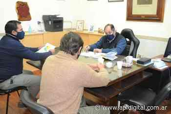 Los Concejos Deliberantes de Concordia y Puerto Yeruá planifican trabajo en conjunto - apfdigital.com.ar - APF Digital