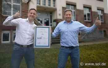 """""""Krämer IT"""" in Eppelborn schafft 50 neue Arbeitsplätze - sol.de"""