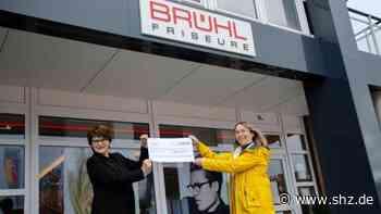 Hilfe von Brühl aus Rellingen: Friseur-Kunden spenden 2000 Euro für Patienten der Krebsberatung Pinneberg | shz.de - shz.de