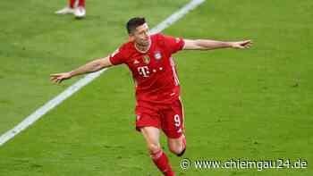 Grassau: Lewandowski sorgt für Schrecksekunde im Bayern-Training - chiemgau24.de
