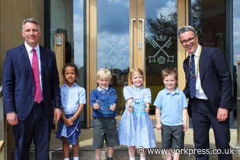 St Peter's School in York is independent school of the year