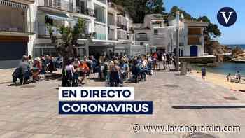 Coronavirus   Restricciones, vacuna y últimas noticias de la Covid en España, en directo - La Vanguardia