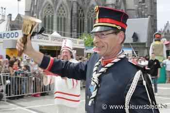 """Bellenman Jean-Pierre (70) overleden: """"De Gentenaars gaan he... (Gent) - Het Nieuwsblad"""