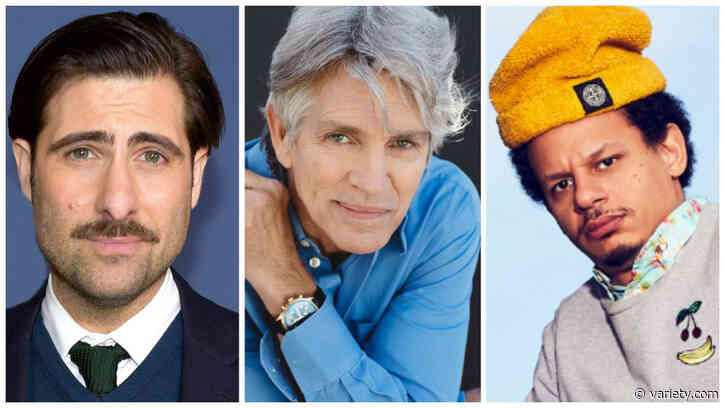 'The Righteous Gemstones' Adds Jason Schwartzman, Eric Roberts, Eric Andre as Recurring Cast - Variety
