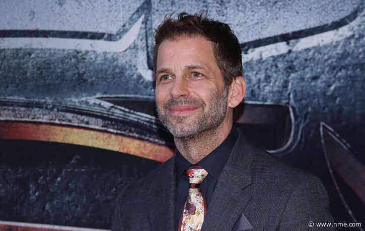 """Zack Snyder says the the first Black Superman is """"long overdue"""""""