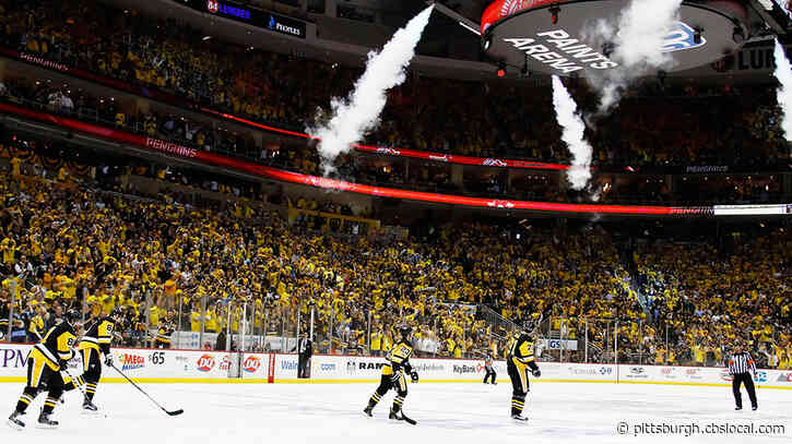 Pittsburgh Penguins 'Hopeful' To Return To 100% Capacity By Game 5 Of First Round Series
