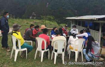 Indígenas Nasa de Mesetas (Meta) avanzan en reparación colectiva y buscan que garanticen sus derechos - Diario La Libertad