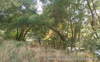 Necesario dar mantenimiento al cauce del río en Peñón Blanco - El Sol de Durango