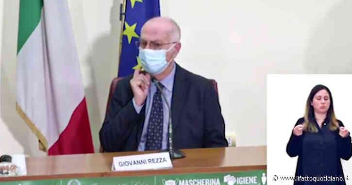 """Covid, Rezza: """"Seconda dose a 42 giorni per Pfizer? Non modifica l'efficacia del vaccino, copertura all'80% dopo un paio di settimane"""""""