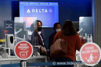 Delta becomes first major US employer to refuse to hire unvaccinated workers