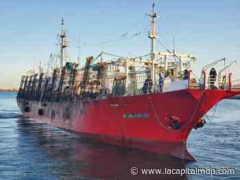Pesquero marplatense amarró en el sur con 22 tripulantes con coronavirus - La Capital de Mar del Plata