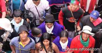 Minga indígena se reubicará: de Cali se asentará en Caldono - infobae