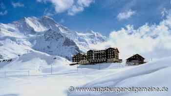 """Im """"Bellevue des Alpes"""": Panorama auf der Kleinen Scheidegg - Augsburger Allgemeine"""